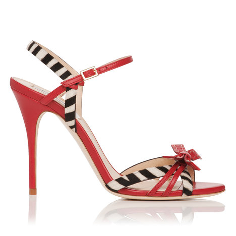 Yes I know. Umbrellas one moment and strappy sandals the next, but these are so perfect!
