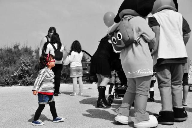 Following Diego and Dora around!