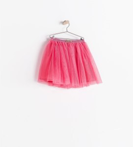 I love tulle skirts. I know, really!