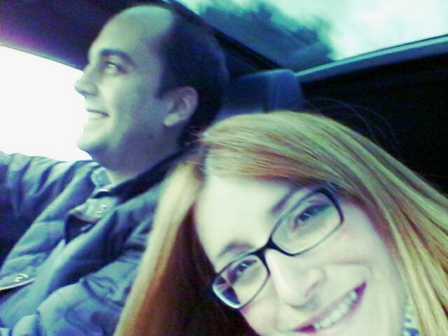Driving around ;)