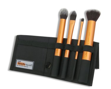 I have never really invested in some good-quality brushes. And these ones have excellent reviews on Amazon, come in a handy case and are a good deal overall!